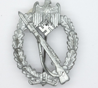 Silver Infantry Assault Badge by 2.11