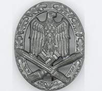 Interesting General Assault Badge