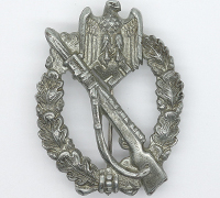 Silver Infantry Assault Badge by 1.05
