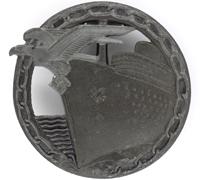 Blockade Runner Badge by W. Deumer