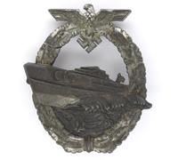 2nd Pattern – Navy E-Boat Badge by Schwerin