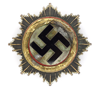 German Cross in Gold by Otto Klein & Co.