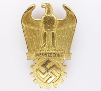 Dr. Fritz Todt Prize in Gold