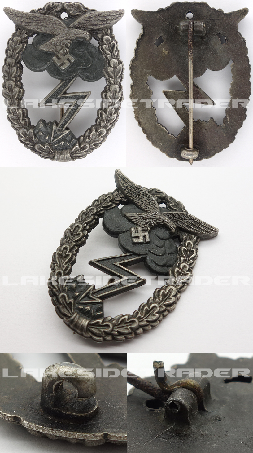Ground Combat Badge by Arno Wallpach
