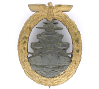 High Seas Fleet Badge by R.S.