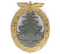 High Seas Fleet Badge by R.S.
