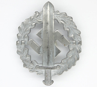 Silver SA Sports Badge by W. Redo