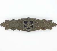 Bronze Close Combat Clasp by A.G.M.u.K.
