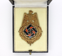 Matching Cased TENO Honor Award 1920