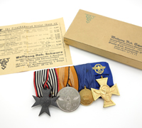 Four Piece Medal Bar in Sales Box