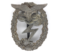 Luftwaffe Ground Combat Badge by R.K.