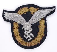 Minty - Pilot Observer Badge in Bullion