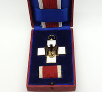 Personalized Cased 3rd Class Social Welfare with Ribbon Bar