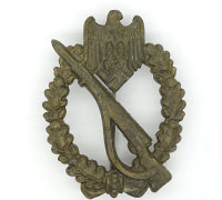 Infantry Assault Badge by FLL