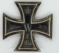 Imperial 1st Class Iron Cross