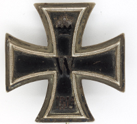 Imperial 1st Class Iron Cross by KO