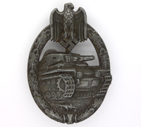 Panzer Assault Badge