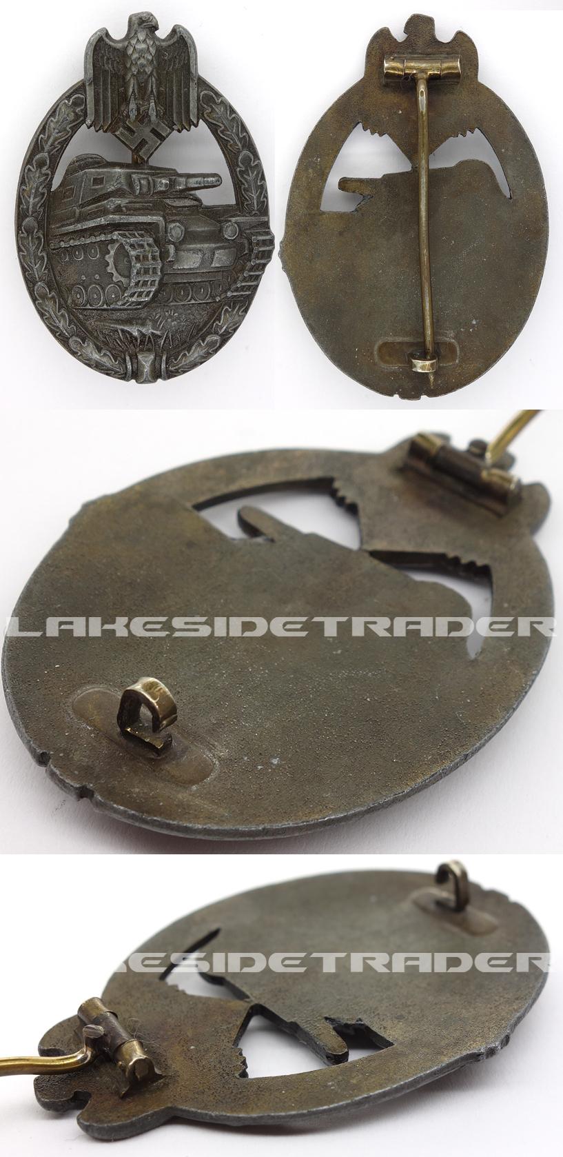 Panzer Assault Badge