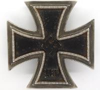 1st Class Iron Cross by 107