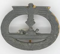 U-Boat Badge byRudolf Souval