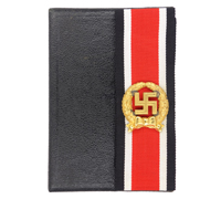 Cased Army Honor Roll Clasp