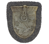 Luftwaffe Krim Campaign Arm Shield by W. Deumer