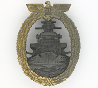 Navy High Seas Fleet Badge by RS&S