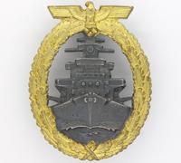 Minty – High Seas Fleet Badge by Schwerin