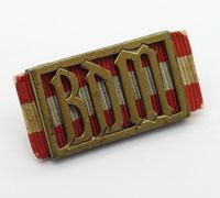 BDM Proficiency Clasp in Bronze