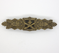 Bronze Close Combat Clasp by A.G.M.u.K