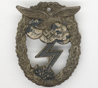 Luftwaffe Ground Combat Badge by A. Wallpach