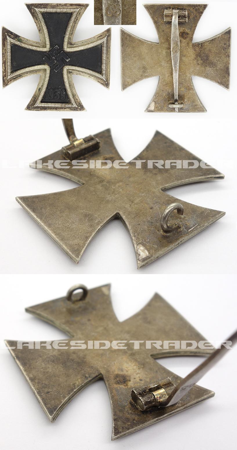 1st Class Iron Cross by K&Q