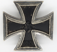 1st Class Iron Cross by R. Souval