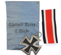 2nd Class Iron Cross by 24 with Packet