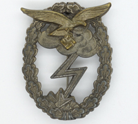 Ground Combat Badge by G. H. Osang