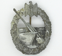 Coastal Artillery Badge