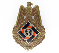 TENO Honor Award 1920