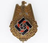 TENO Honor Award 1919