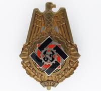 TENO Honor Award 1919