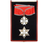 Order of the German Eagle Neck Cross and Star by 21