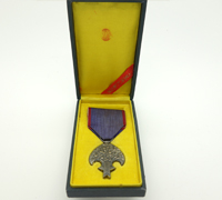 Cased Imperial Visit to Japan Commemorative Medal 1935