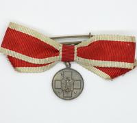 Social welfare miniature medal