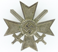 1st Class War Merit Cross with Swords by 43