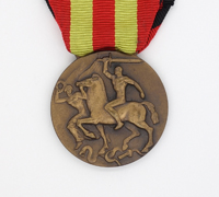 Italian Medal for the Spanish Campaign 1936-1939