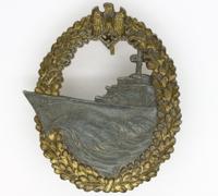 Navy Destroyer War Badge by JFS