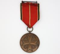 German Medal of Merit in Bronze 1937 by 30