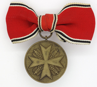 Ladies Ribbon - German Medal of Merit 1943 by 30