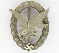 Radio Operator/Air Gunner Badge by JMME