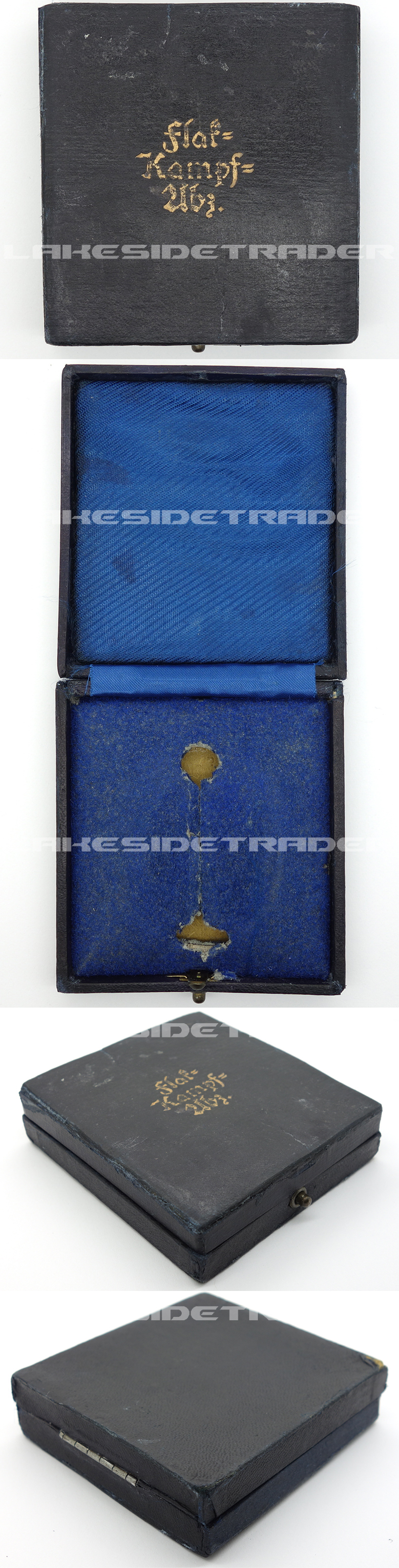 Flak Badge Case