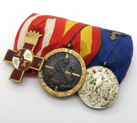 Luftwaffe - Three Piece Medal Bar